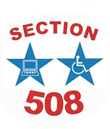 Section 508 compliant website